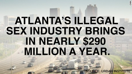 Sex Trafficking In Atlanta Is A Huge Deal – Ari Lentini