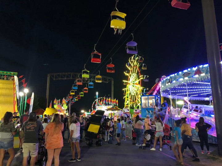 A Day At The North Georgia Fair